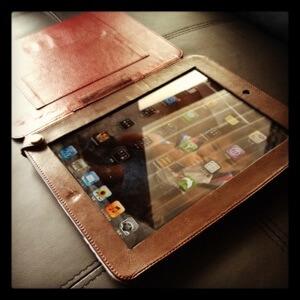 ハワイからリモート不動産経営必須アイテム、iPad