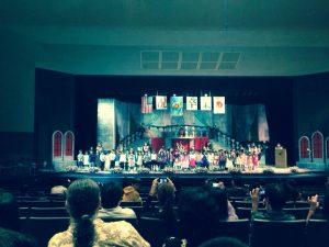 ハワイで大家:レインボー学園の修了式