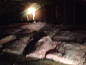 ハワイでリフォーム:屋根裏に断熱材を敷いてエコハウスにコンバージョン