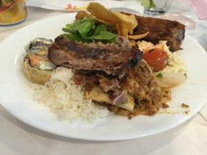 ハワイで大家:リオ五輪 肉料理最高2