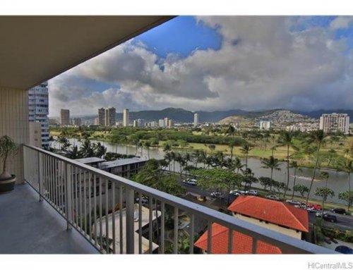 Waikiki Condo $365K