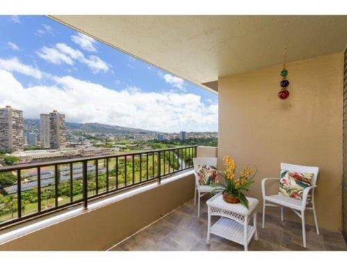 Waikiki Condo $450K