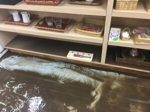 ハワイで大家:ハワイで災害 三男のプリスクールも浸水し一週間の休園です