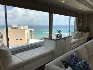 ハワイで大家:ゴールドコースト Diamond Head Aptsの部屋