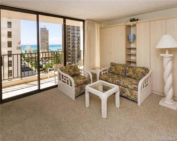 Waikiki Condo $536K